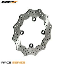 RFX Race Rear Disc (Black) Kawasaki KX80 97-99 KX85 00-16 Yamaha YZ80 86-92